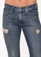 Levi's® Jean Pantolon | 511 - Slim Fit Lacivert